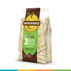 PALITINHO MULTIGRÃOS MINEIRINHO - PC 400 GR