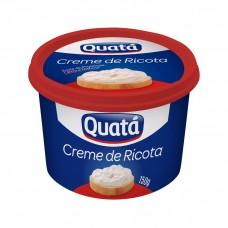 CREME DE RICOTA 150 GRS QUATA