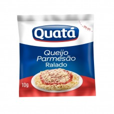 QJ. PARMESAO RALADO 10 GRS QUATA