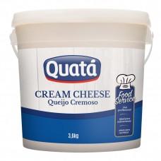 QJ. CREAM CHEESE BALDE 3,6 KG QUATA
